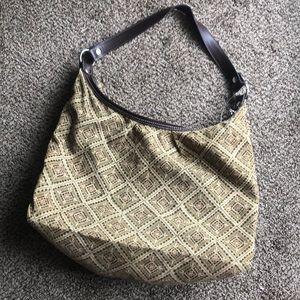 🍊Tommy Hilfiger Corduroy Patterned Bag